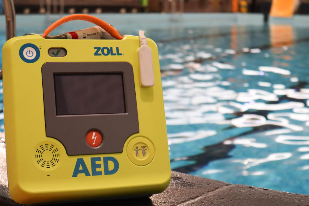 ZOLL AED3 semiautomaat
